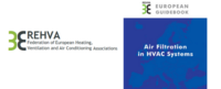 "Guide REHVA ""Air filtration in HVAC systems"""