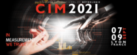 7 au 9 septembre 2021 -  CIM 2021 - 20ème Congrès International de Métrologie