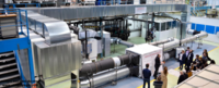 Inauguration d'une nouvelle plateforme d'essais de Centrales de Traitement d'Air (CTA)